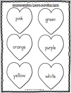 1000+ images about Valentine's Day Preschool on Pinterest