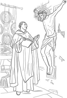 1000+ images about Catholic Kids Coloring Pages on