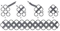 1000+ images about Beading: X&O Bracelets on Pinterest