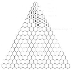1000+ images about Pascal's Triangles on Pinterest