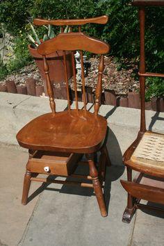 mens valet chair antique cane dining room chairs vintage wood butler wardrobe stand wooden hidden pocket coat rack | coats ...