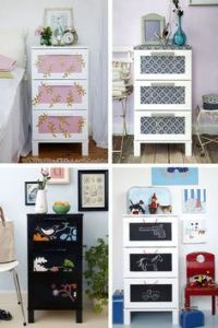 My very first ikea hack! Aneboda dresser   House ...