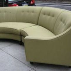 Semi Circle Sofa For Bay Window Jonathan Louis Sectional Reviews Round Couches On Pinterest | Sofa, Sofas ...