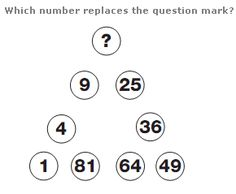 It's puzzle time at Delphi! Which number replaces the