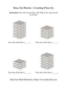 1000+ images about Math/Base 10 Blocks on Pinterest