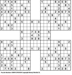 Sudoku puzzles, Puzzle online and Puzzles on Pinterest