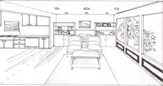 www.nishport.com thumbnail o one-point-perspective-bedroom