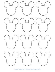 Free Disney Font Template. Enter your own text for a