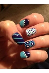 1000+ images about Nails Combo on Pinterest   Nail art ...