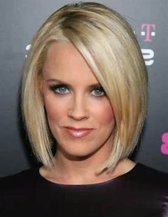 Jenny Mccarthy Bob Haircut Back View Haircuts Pinterest
