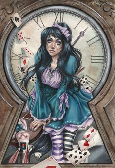 Alice in Darkness by