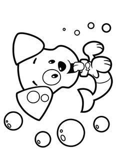 Search Results Bubble Guppies Printable Coloring Pages
