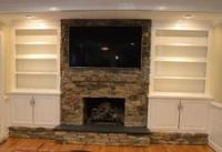 1000+ ideas about Brick Fireplace Remodel on Pinterest ...