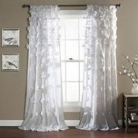 Bow Window Curtains on Pinterest
