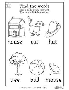 Kindergarten, Preschool Math Worksheets: Big, bigger
