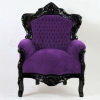 1000+ images about Purple Office Chairs on Pinterest ...