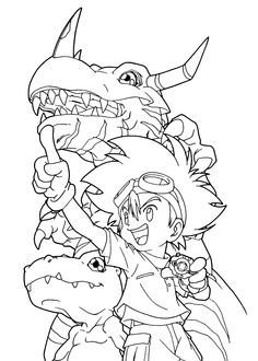Coloring, Dragon and Coloring pages for kids on Pinterest