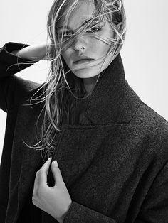 beautiful blonde victoria s secret model erin heatherton modeling in blue bras panties