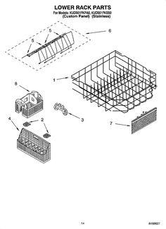 DeLonghi PACAN125HPEC Parts List and Diagram