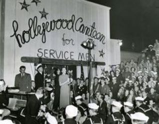 Image result for the hollywood canteen