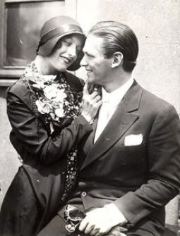 Image result for joan crawford and d fairbanks jr color