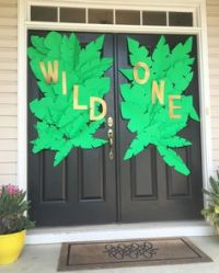 1000+ ideas about Birthday Door Decorations on Pinterest