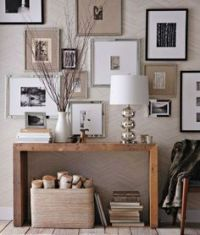Photo Collage Walls on Pinterest | Wall Collage, Photo ...