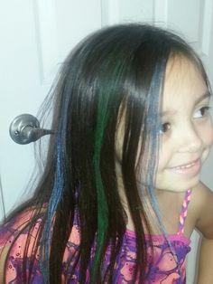 splat hair chalk video review hair trends 2013 hair videos and hair trends