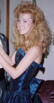 fave 80's hair style lisa