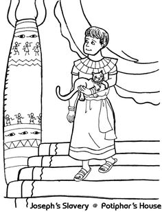 1000+ images about Coloring: Bible: OT: Genesis on
