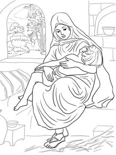 Lesson 10 Elisha helps the woman of Shunem. The Shunnamite
