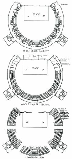 A diagram of the Globe Theatre- students could draw their