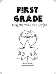1000+ images about 1st Grade Printables on Pinterest