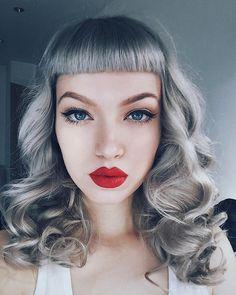 silver white platinum hair on pinterest silver hair grey hair and gray hair