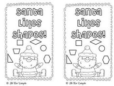 Shape Poems- Teaching shapes through songs and poems is a