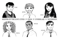 1000+ images about Keeper of the Lost Cities on Pinterest