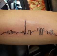 1000 ideas about skyline tattoo on pinterest seattle skyline tattoo london skyline tattoo