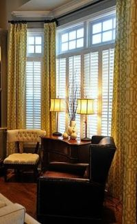 1000+ images about Curtains/Window molding on Pinterest ...