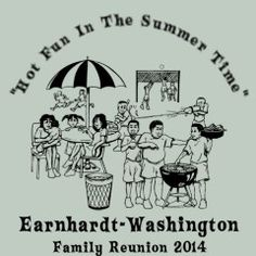 1000+ images about Family Reunion T-Shirts, People And