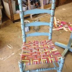 Rush Seat Chairs Portable Reading Instructions For Paper Woven Chair Bottoms | And Weaving