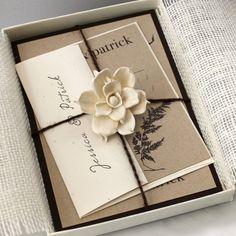 unique wedding invitation ideas cherry marry - Expensive Wedding Invitations