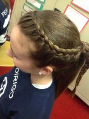 basketball hairstyles adorable