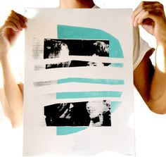 Serigraph, Screen Pr