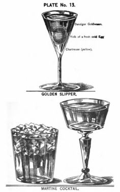 BLUE BLAZER ( circa 1862, via The Bartender's Guide: How