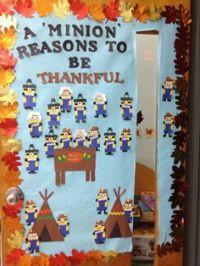 1000+ ideas about Thanksgiving Classroom Door on Pinterest ...