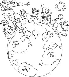 1000+ images about Children's coloring pages on Pinterest