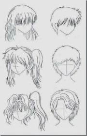 alihocrez draw anime boy