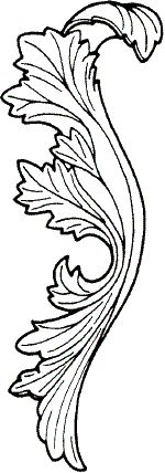 1000+ images about Acanthus and anthemions on Pinterest