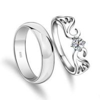 Matching Promise Rings for Boyfriend and Girlfriend ...