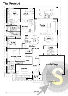 1000+ images about Smart Home Floorplans on Pinterest